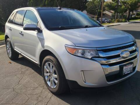 2011 Ford Edge for sale at CAR CITY SALES in La Crescenta CA