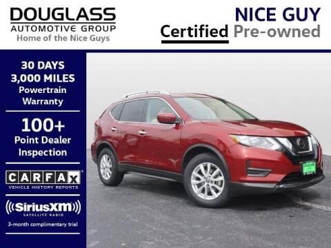 2019 Nissan Rogue for sale at Douglass Automotive Group - Douglas Volkswagen in Bryan TX