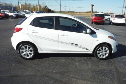 2011 Mazda MAZDA2 for sale at Bryan Auto Depot in Bryan OH