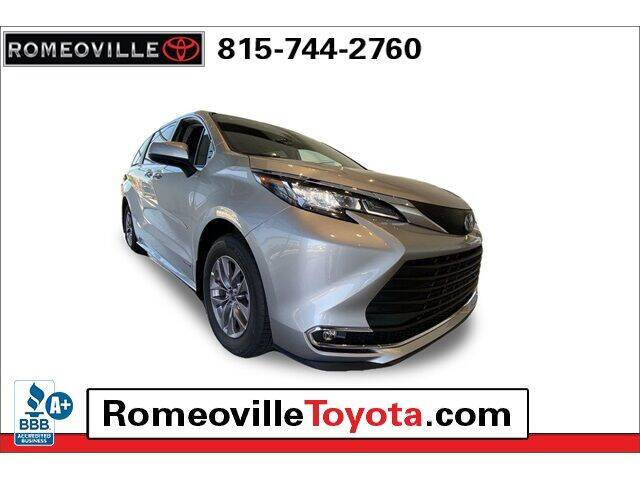 2021 Toyota Sienna for sale in Romeoville, IL