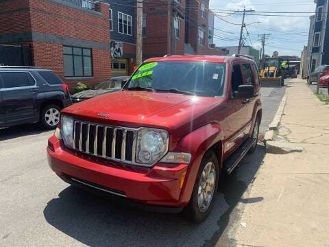 2010 Jeep Liberty for sale at Rockland Center Enterprises in Roxbury MA