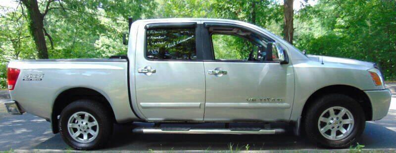 2006 Nissan Titan LE 4dr Crew Cab 4WD SB - Waterbury CT