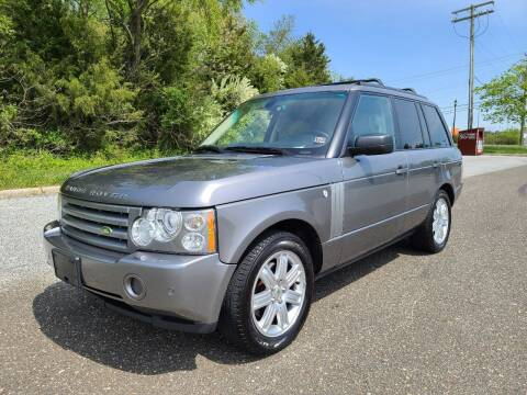 2008 Land Rover Range Rover for sale at Premium Auto Outlet Inc in Sewell NJ
