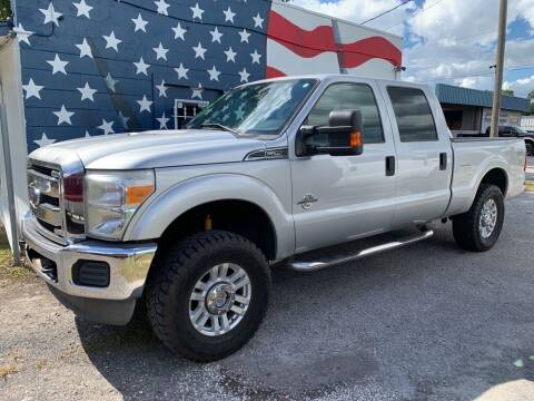 2012 Ford F-250 Super Duty for sale at The Truck Lot LLC in Lakeland FL