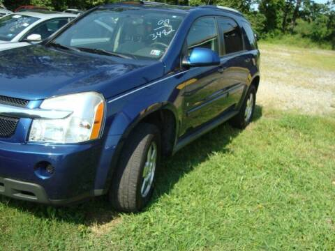 2009 Chevrolet Equinox for sale at Branch Avenue Auto Auction in Clinton MD