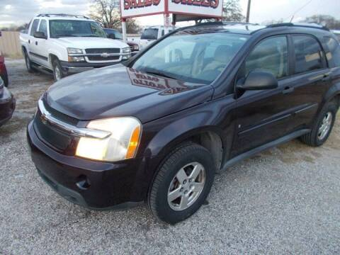 2007 Chevrolet Equinox for sale at OTTO'S AUTO SALES in Gainesville TX