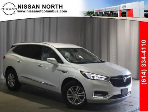 2018 Buick Enclave for sale at Auto Center of Columbus in Columbus OH