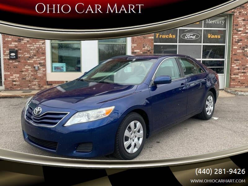 2010 Toyota Camry for sale at Ohio Car Mart in Elyria OH