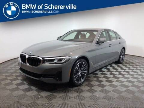 2021 BMW 5 Series for sale at BMW of Schererville in Shererville IN