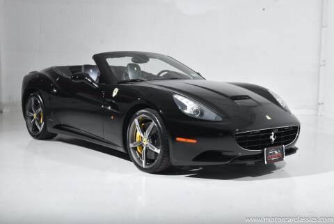 2014 Ferrari California for sale at Motorcar Classics in Farmingdale NY