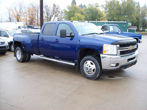 2013 Chevrolet Silverado 3500HD for sale at Summit Auto Inc in Waterford PA
