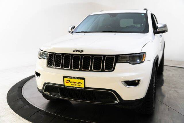 2017 Jeep Grand Cherokee for sale at AUTOMAXX MAIN in Orem UT