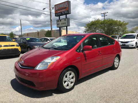 2007 Toyota Prius for sale at Autohaus of Greensboro in Greensboro NC