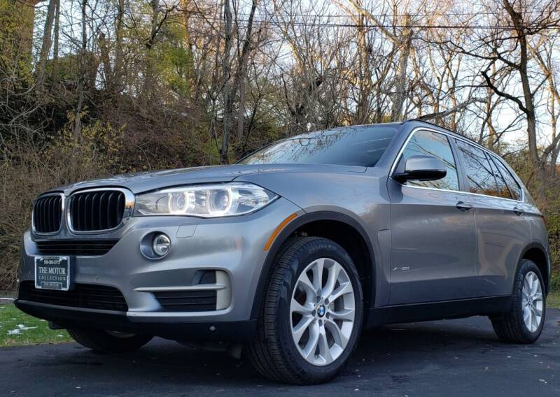 2016 BMW X5 for sale at The Motor Collection in Columbus OH