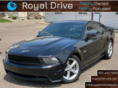 2012 Ford Mustang for sale at Royal Drive in Newport MN