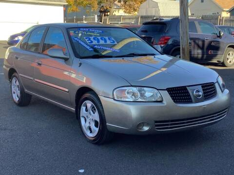 2005 Nissan Sentra for sale at Active Auto Sales in Hatboro PA