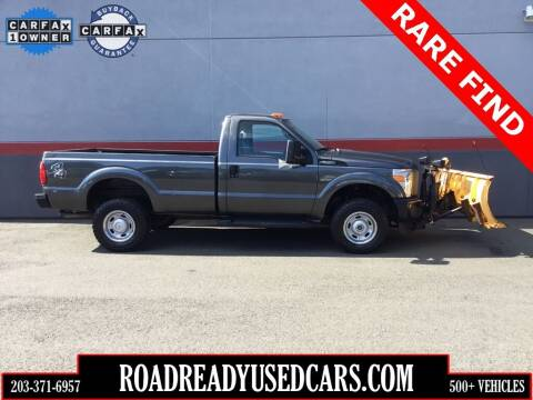 2016 Ford F-250 Super Duty for sale at Road Ready Used Cars in Ansonia CT