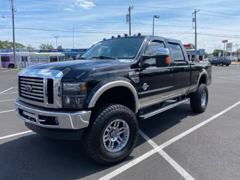 2010 Ford F-250 Super Duty for sale at PA Auto World in Levittown PA