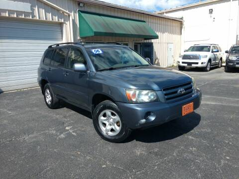 2006 Toyota Highlander for sale at Great Lakes AutoSports in Villa Park IL