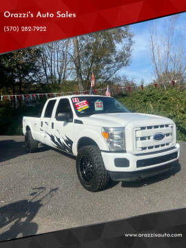 2011 Ford F-250 Super Duty for sale at Orazzi's Auto Sales in Greenfield Township PA