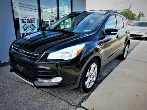 2013 Ford Escape for sale at New Concept Auto Exchange in Glenolden PA
