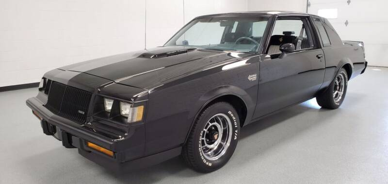 1987 Buick Grand National for sale at 920 Automotive in Watertown WI
