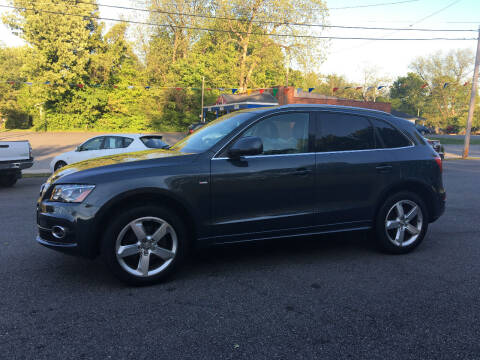 2011 Audi Q5 for sale at Diamond Auto Sales in Lexington NC