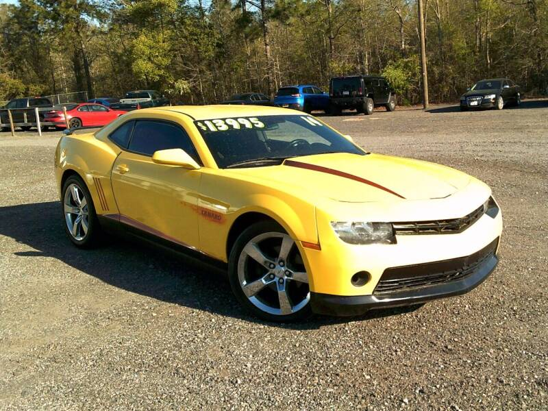 2014 Chevrolet Camaro for sale at Let's Go Auto Of Columbia in West Columbia SC