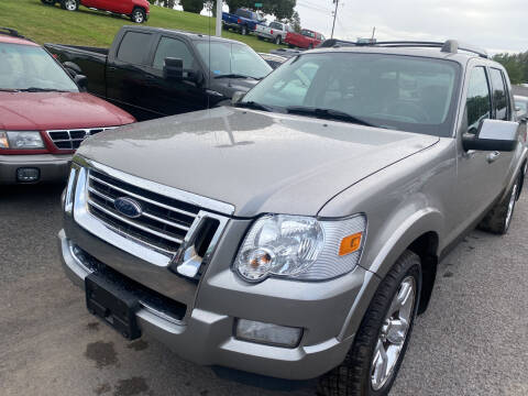 2008 Ford Explorer Sport Trac for sale at Ball Pre-owned Auto in Terra Alta WV