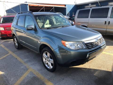 2010 Subaru Forester for sale at Thames River Motorcars LLC in Uncasville CT
