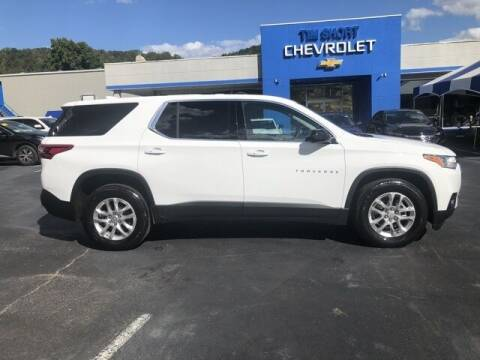2020 Chevrolet Traverse for sale at Tim Short Auto Mall in Corbin KY