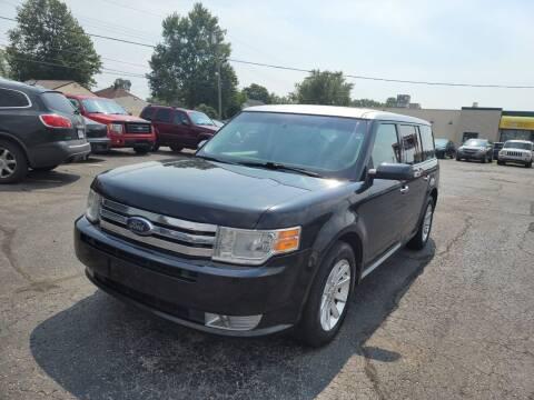 2010 Ford Flex for sale at Samford Auto Sales in Riverview MI