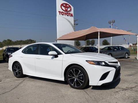 2020 Toyota Camry for sale at Quality Toyota in Independence KS