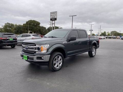 2018 Ford F-150 for sale at DOW AUTOPLEX in Mineola TX