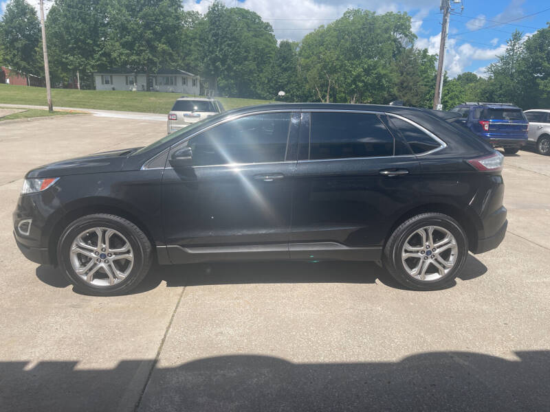 2015 Ford Edge for sale at Truck and Auto Outlet in Excelsior Springs MO
