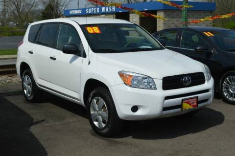 2008 Toyota RAV4 for sale at Performance Motor Cars in Washington Court House OH