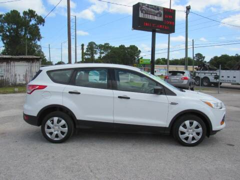 2015 Ford Escape for sale at Checkered Flag Auto Sales EAST in Lakeland FL
