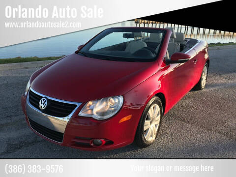 2010 Volkswagen Eos for sale at Orlando Auto Sale in Port Orange FL