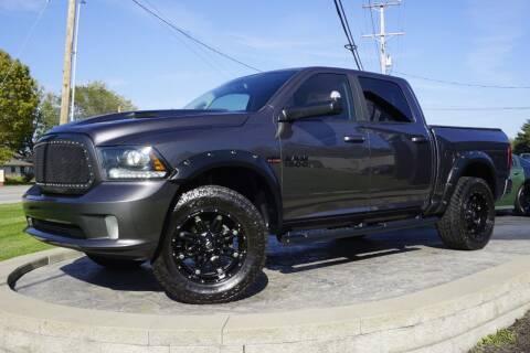 2017 RAM Ram Pickup 1500 for sale at Platinum Motors LLC in Heath OH