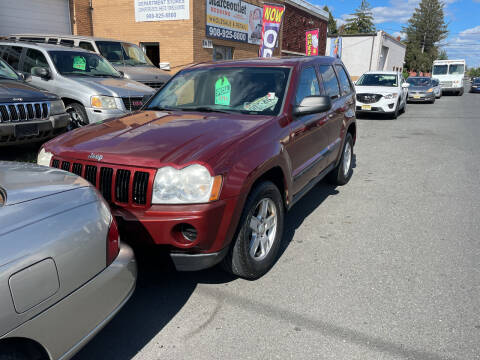 2007 Jeep Grand Cherokee for sale at Frank's Garage in Linden NJ