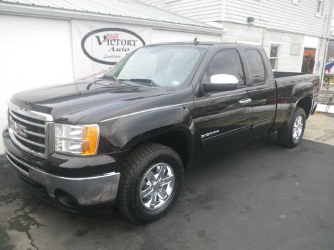 2013 GMC Sierra 1500 for sale at VICTORY AUTO in Lewistown PA
