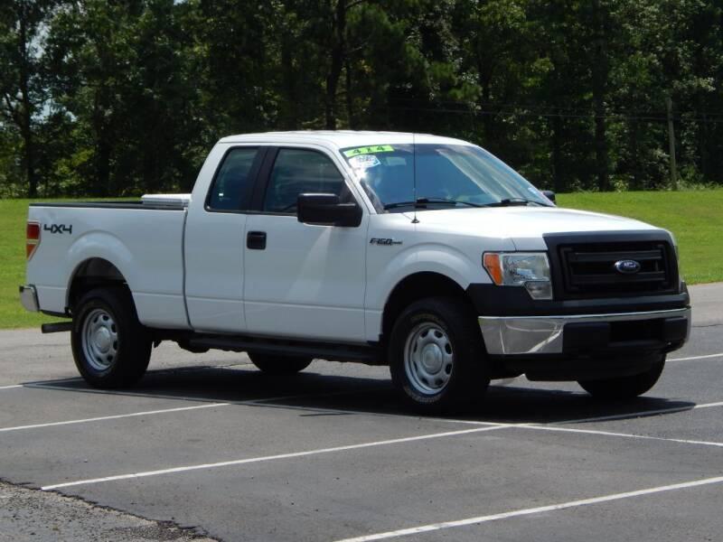 2014 Ford F-150 for sale at Boyles Auto Sales in Jasper AL