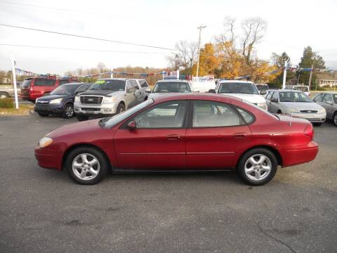 2003 Ford Taurus for sale at All Cars and Trucks in Buena NJ