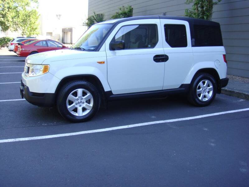 2009 Honda Element EX w/Navi