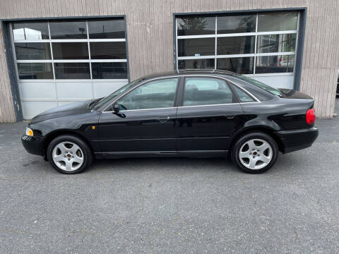 1998 Audi A4 for sale at Westside Motors in Mount Vernon WA