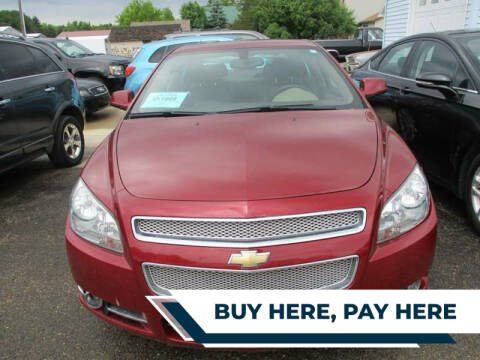 2008 Chevrolet Malibu for sale at JR Auto in Brookings SD