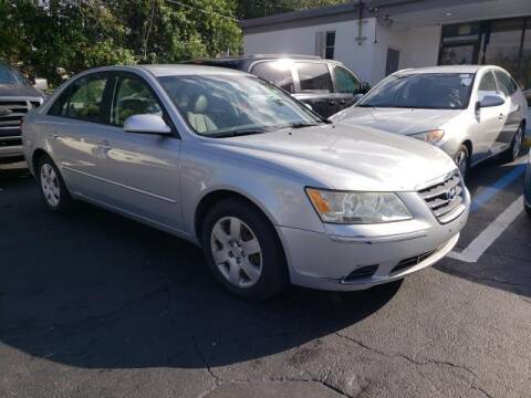 2009 Hyundai Sonata for sale at Mike Auto Sales in West Palm Beach FL
