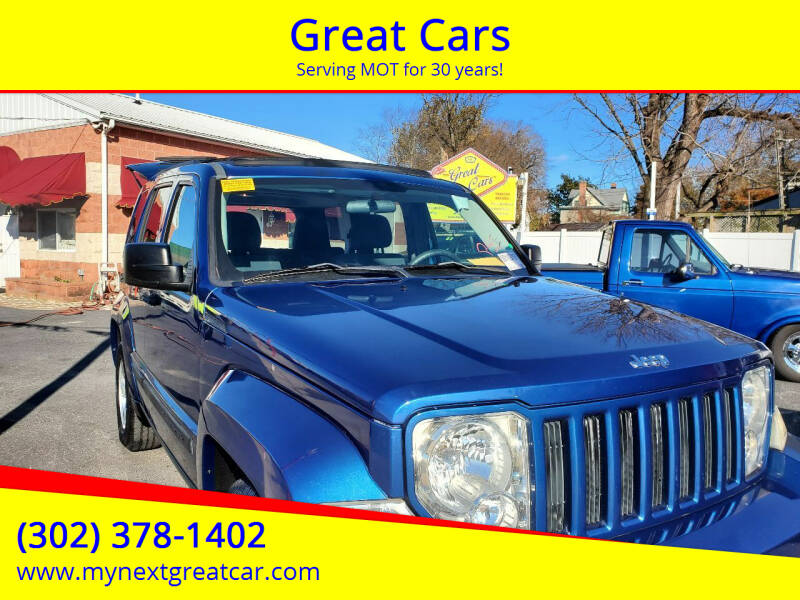 2010 Jeep Liberty for sale at Great Cars in Middletown DE