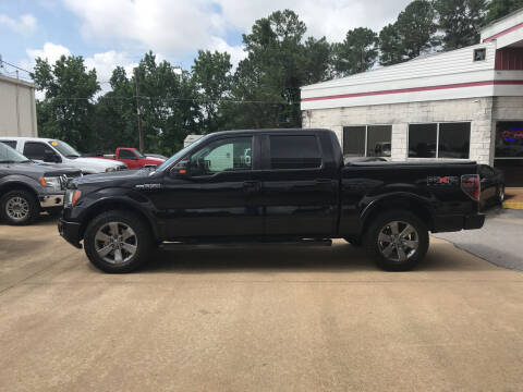 2011 Ford F-150 for sale at Northwood Auto Sales in Northport AL