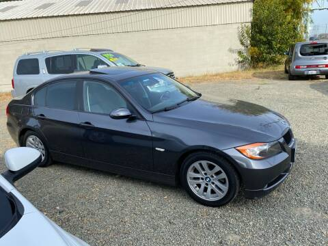 2007 BMW 3 Series for sale at Quintero's Auto Sales in Vacaville CA
